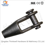 Forged Steel Self Colour Wire Rope Socket/Clevis Link