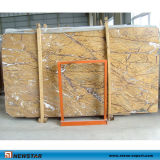 Forest Rain Brown Marble Tiles