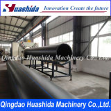 HDPE Tube Extrusion Line Water Supply Pressure Pipe Production Line