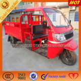 Powerful Chinese Cargo Motorcycle with Cabin