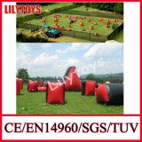 China Inflatable Paintball Bunker Filed Maker (J-PB-002)