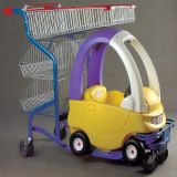 High Quality Shopping Cart with Funny Design and Fair Price