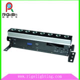 8LEDs 8W Wireless Battery LED Wall Washer Light