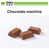 Chocolate Machine Small Capacity Chocolate Moulding Line Chocolate Maker (QJ50)