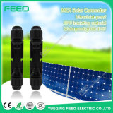 Solar PV Connectors Application to Solar Systems Sliver Plated Copper Mc3/Mc4