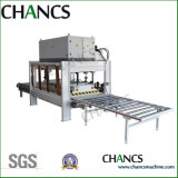 High Frequency Edge Glued Panel Press