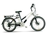 24′ City Electric Bike Universal for Men and Women (CB-24M01)