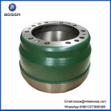 Brake Drum Compatible with Scania 1334075 Various Models