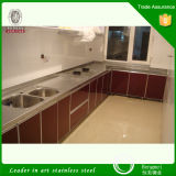 Alibaba China Decorative Stainless Steel Wall Panel Online Shopping Stainless Steel Cabinets for Kitchens