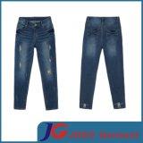 Girls Ripped Kinny Denim Jeans (JC1269)