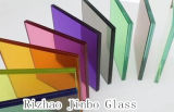 Reflective Glass Tempered/Laminated Glass Patterned Glass with Ce SGS