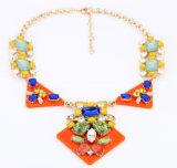 Shourouk Style Fashion Necklace/Fashion Jewelry (XJW13182)