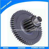 Carbon Steel Planetary Transmission Double Spur Pinion Reducer Gear