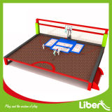 Indoor Basketball Court Olympic Trampoline for Adults