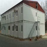 Expandable Flat Pack Container House for Camp Complex (KXD-03)