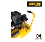 CE Approved 750W 1HP 24L Portable Oil Free Silent Air Compressor