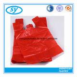 Colorful T Shirt Plastic Shopping Bag