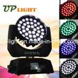 36*10W RGBW 4in1 LED Wash Zoom