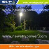 All in One Integrated Design LED Solar Garden Light