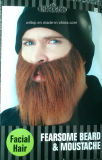 Plush Fearsome Beard&Moustache (BA008)