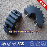 Custom Design Precision Derlin Straight Tooth Spur Plastic Gears