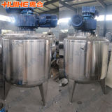 High Spped Double Mixer Mixing Tank for Beverage