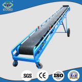 Customization Accept Flexible Carbon Steel Rubber Belt Conveyor