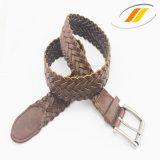 Men Pin Buckle Wax Rope Braid Fashion Belt (HJ0190)
