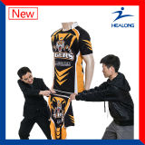 Sublimation Jersey Printing Rugby Shirt Sport Wear