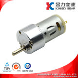 12V/24V 33mm Gear Box Low Speed DC Gear Motor