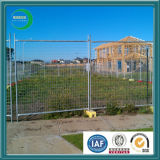 Hot DIP Galvanized Temporary Fence with Gate