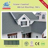 Jinhu Stone Coated Steel Roofing Tiles Wood Tile