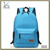 Bright Color Backpack Bag with Your Own Design Leather Patch