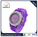Custom Geneva Sport Silicone Watches for Women (DC-1020)