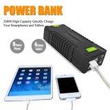 Mobile Power Supply Portable Jumper Starter 20000mAh