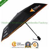 Auto Open and Close Three Fold Umbrella for Advertising (FU-3821BAF)