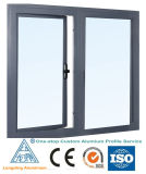 Aluminium Extrusion for Sliding Windows