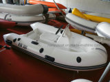 3m Fiberglass Hull Rib Boat with CE China Boat with Outboard Motor Fishing Boat