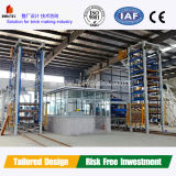 Intergrated Solution for Ccement Brick Making Plant