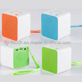 Mini Square Shape Bluetooth Speaker with TF Card Slot (H-168)