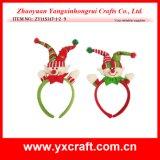 Christmas Decoration (ZY11S317-1-2) Christmas Spirit Headband Decoration