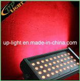 Waterproof 40PCS*10W RGB LED Wall Washer