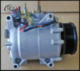 Auto 12V Electric DC AC Scroll Air Compressor Types for Honda