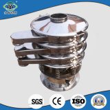 Fine Mesh Circular Vibrating Sieve Machine for Potato Corn Starch Sieving