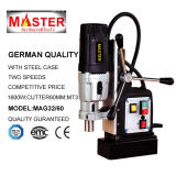 German Quality CE with 2speeds Magnetic Drill (TYP32/60-2)