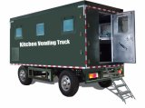 Kitchen Truck /Food Truck for Military Made in China