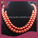 Magnetic Tourmaline Necklace Jewellry (2015 Tmns-089)