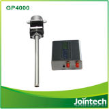 GPS Tracker Device System with Fuel Sensor Support