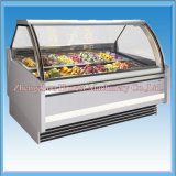 Hot Sale Ice Cream Display Freezer with Factory Price