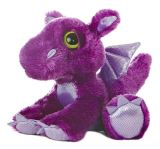 Super Soft and Stuffed Plush Dragon Toy